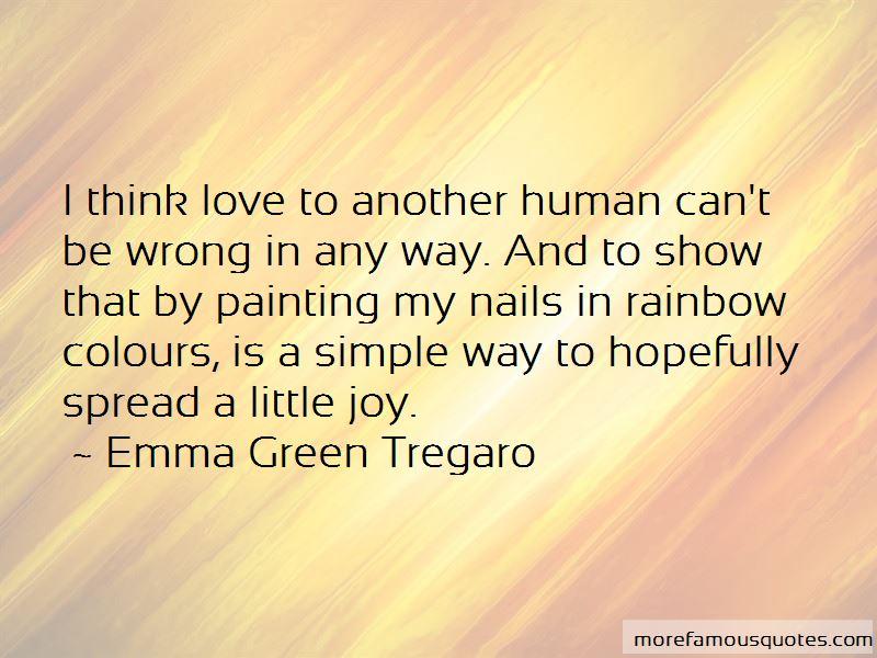 Emma Green Tregaro Quotes
