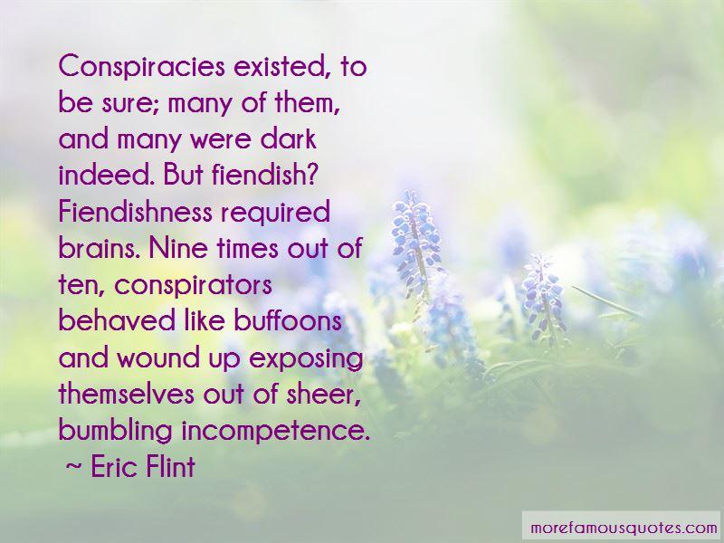 Eric Flint Quotes Pictures 3