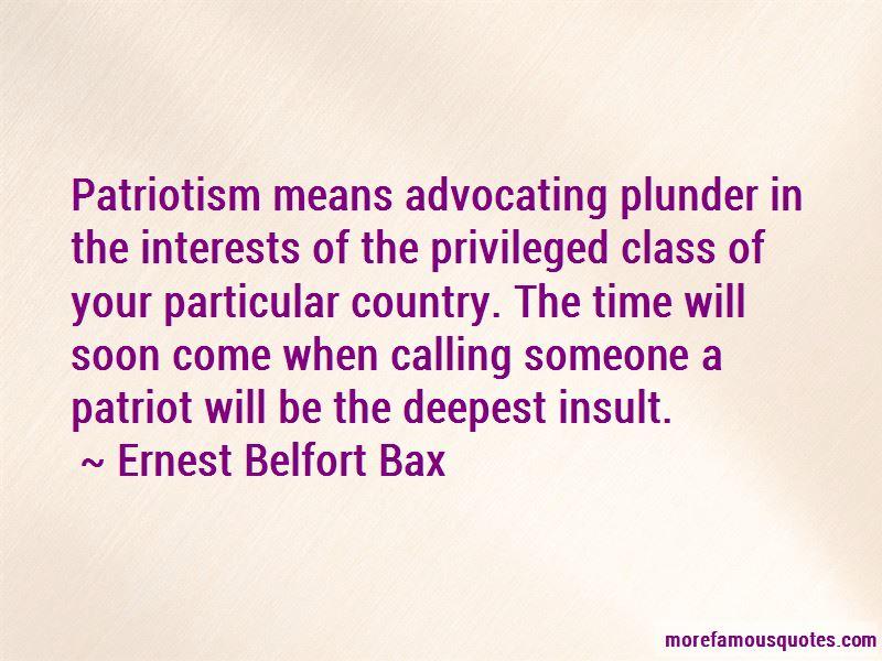 Ernest Belfort Bax Quotes