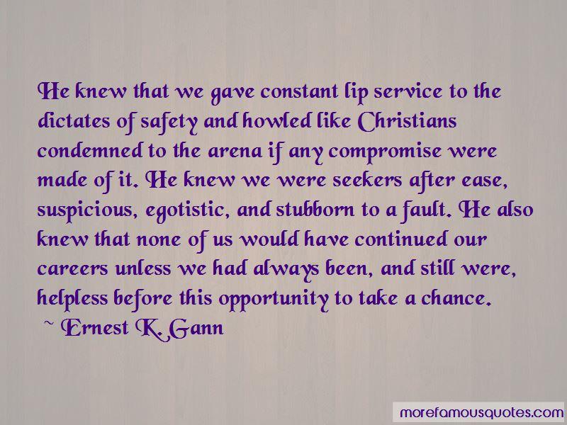 Ernest K. Gann Quotes Pictures 3
