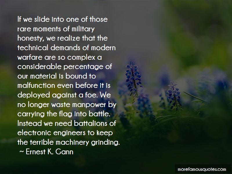 Ernest K. Gann Quotes
