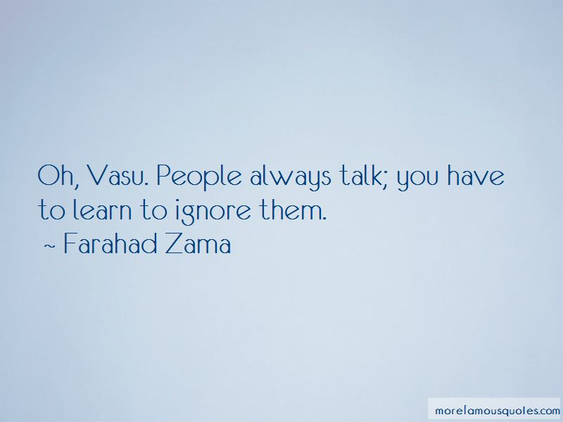 Farahad Zama Quotes Pictures 2