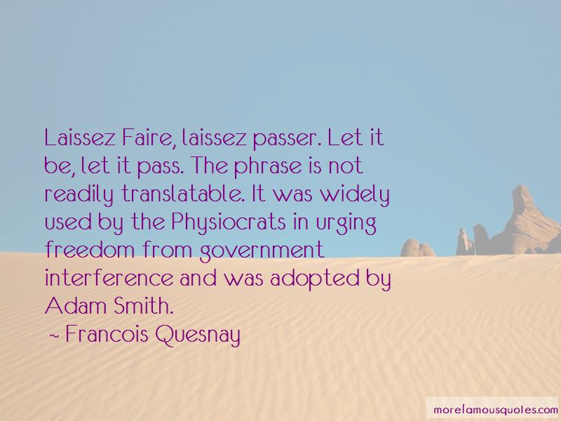Francois Quesnay Quotes Pictures 3