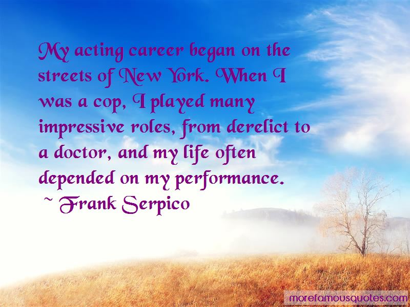 Frank Serpico Quotes Pictures 2