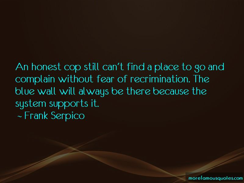 Frank Serpico Quotes Pictures 4