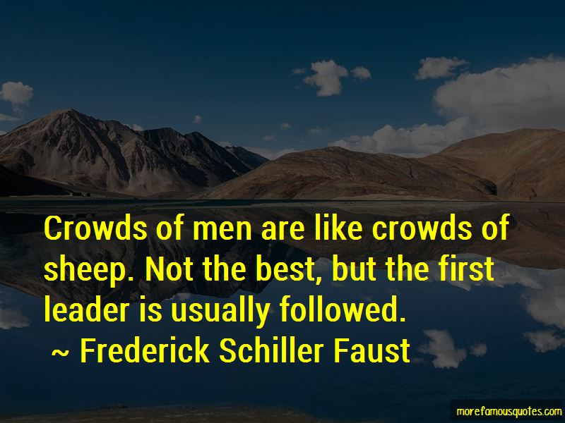Frederick Schiller Faust Quotes Pictures 4