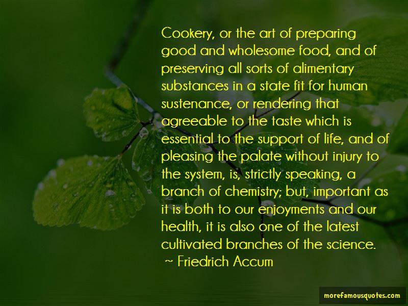 Friedrich Accum Quotes