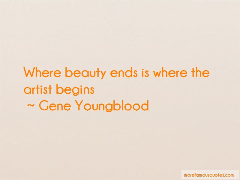 Gene Youngblood Quotes Pictures 4