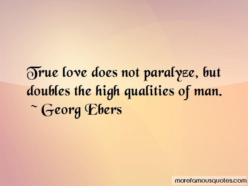 Georg Ebers Quotes