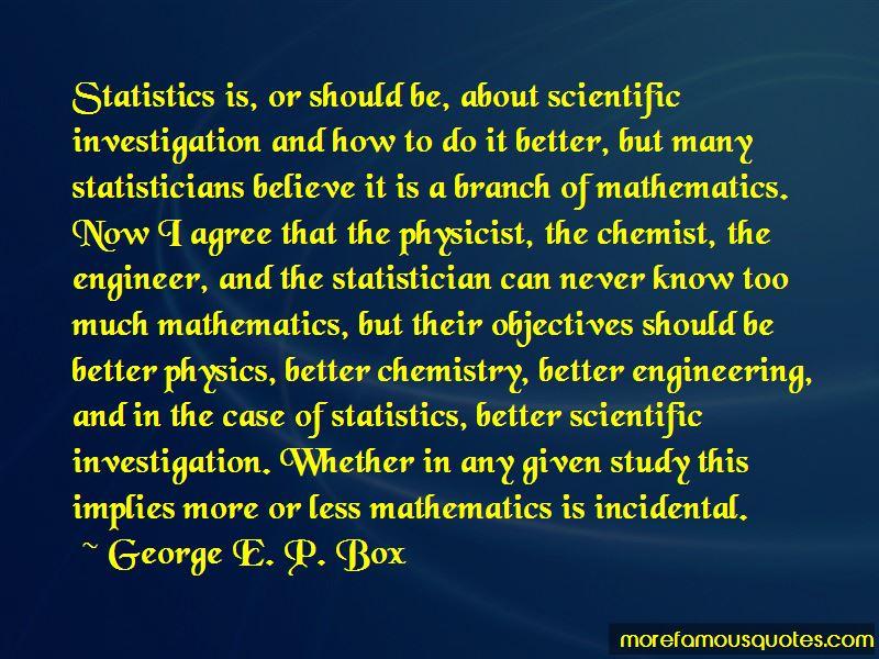 George E. P. Box Quotes Pictures 3