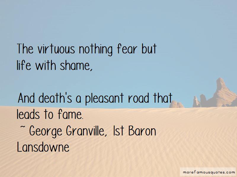 George Granville, 1st Baron Lansdowne Quotes Pictures 4