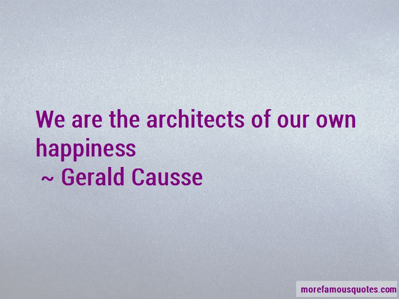 Gerald Causse Quotes Pictures 2