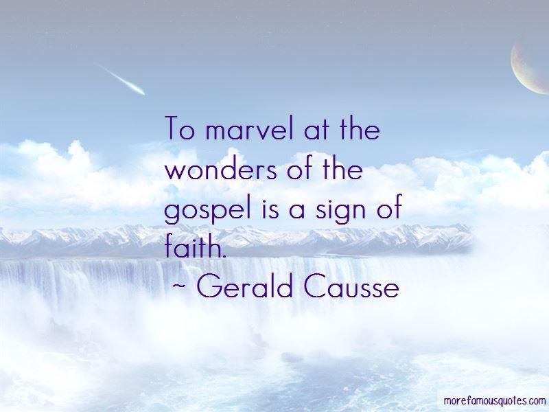 Gerald Causse Quotes Pictures 3