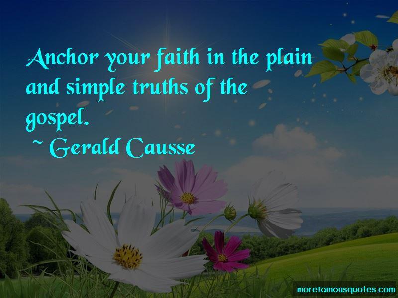 Gerald Causse Quotes