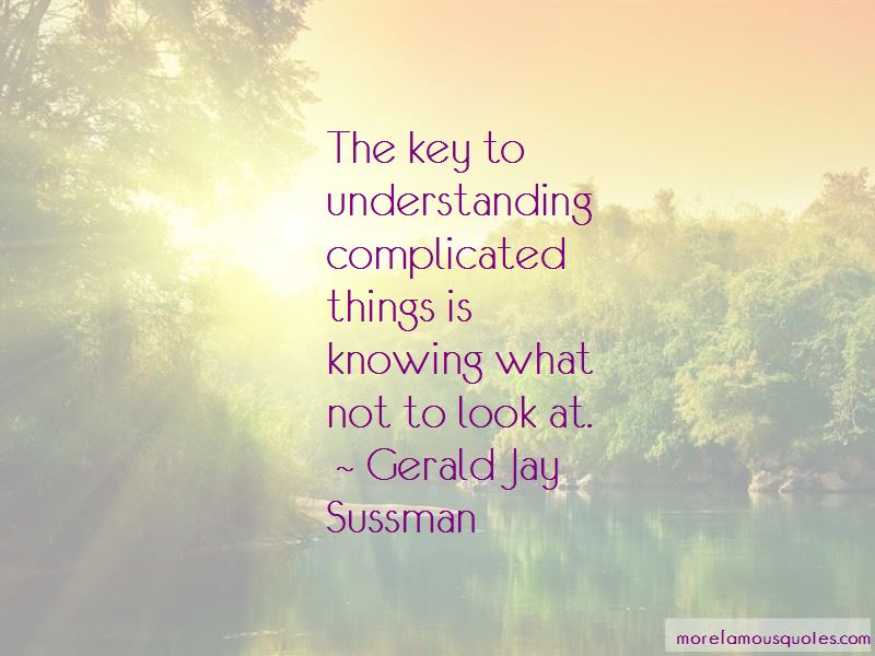 Gerald Jay Sussman Quotes Pictures 2