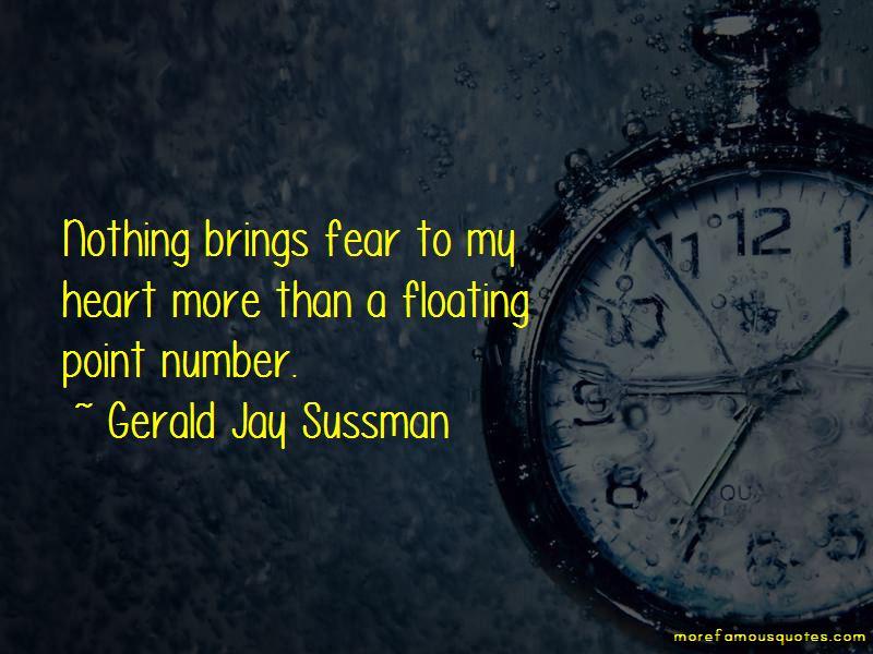 Gerald Jay Sussman Quotes