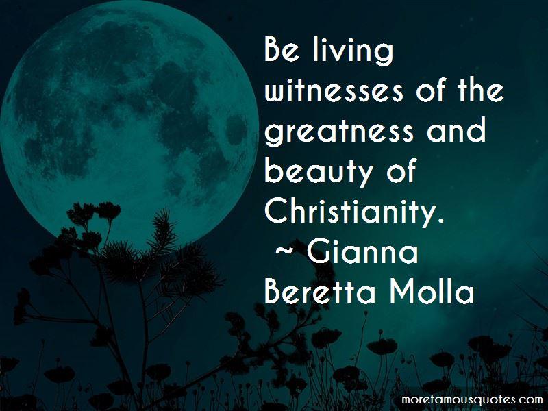 Gianna Beretta Molla Quotes Pictures 4