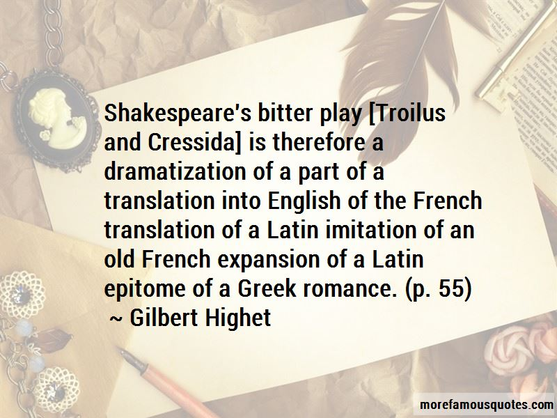 Gilbert Highet Quotes Pictures 4
