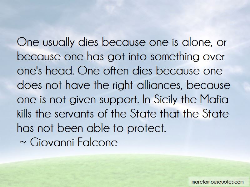 Giovanni Falcone Quotes Pictures 2