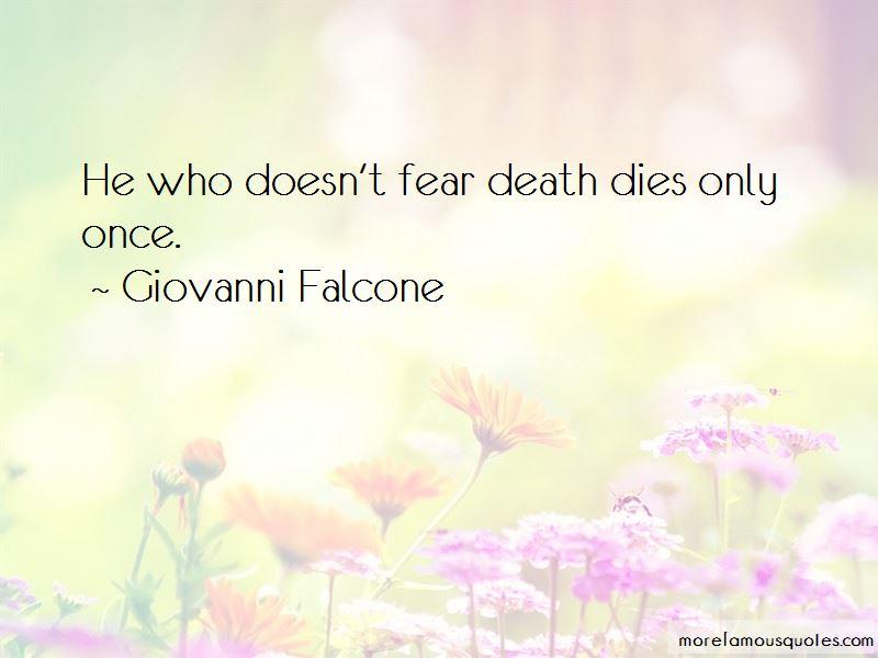 Giovanni Falcone Quotes Pictures 3