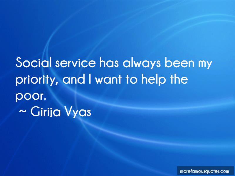 Girija Vyas Quotes