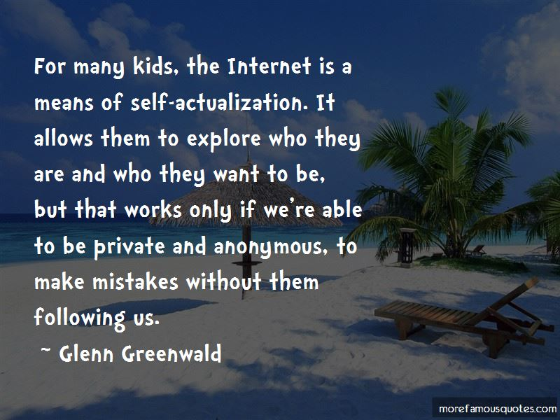 Glenn Greenwald Quotes