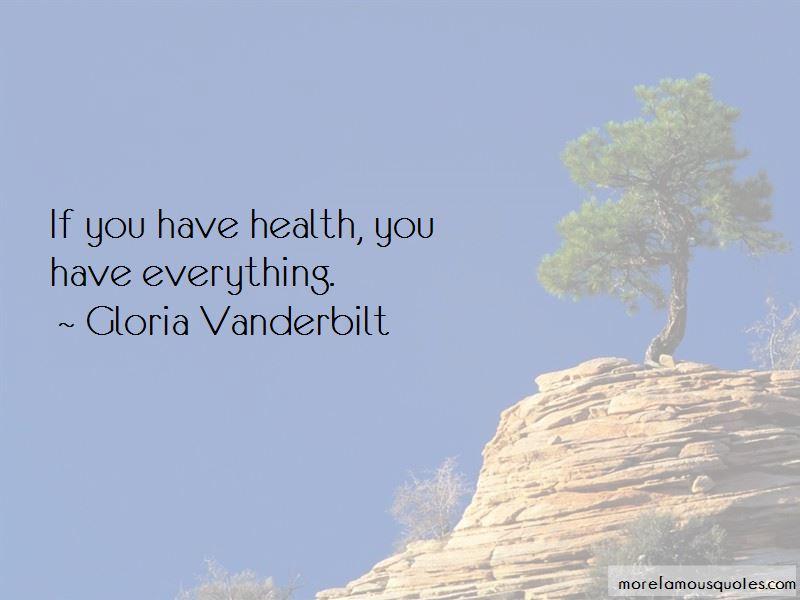 Gloria Vanderbilt Quotes Pictures 4