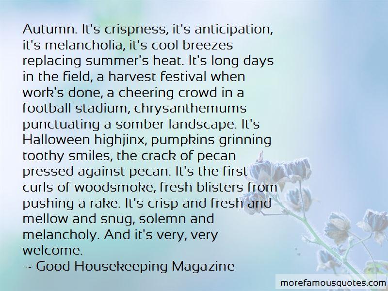 Good Housekeeping Magazine Quotes