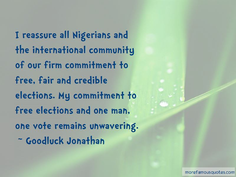 Goodluck Jonathan Quotes Pictures 2