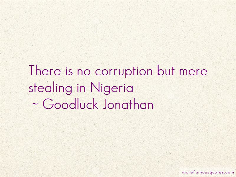 Goodluck Jonathan Quotes Pictures 3