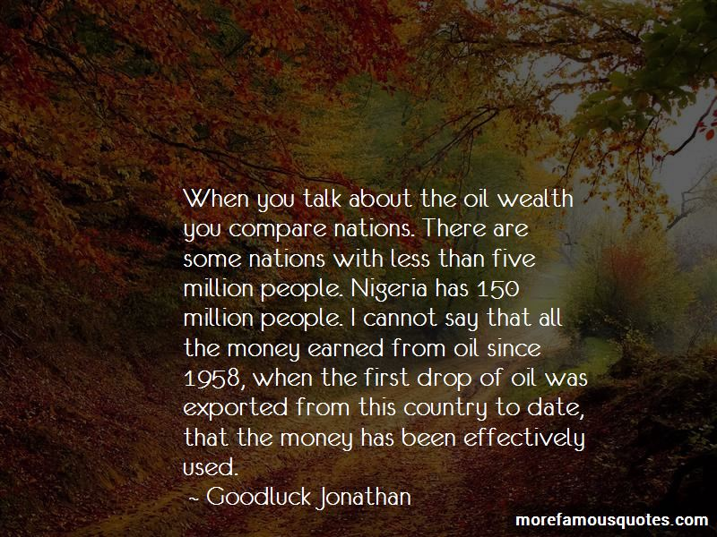 Goodluck Jonathan Quotes Pictures 4