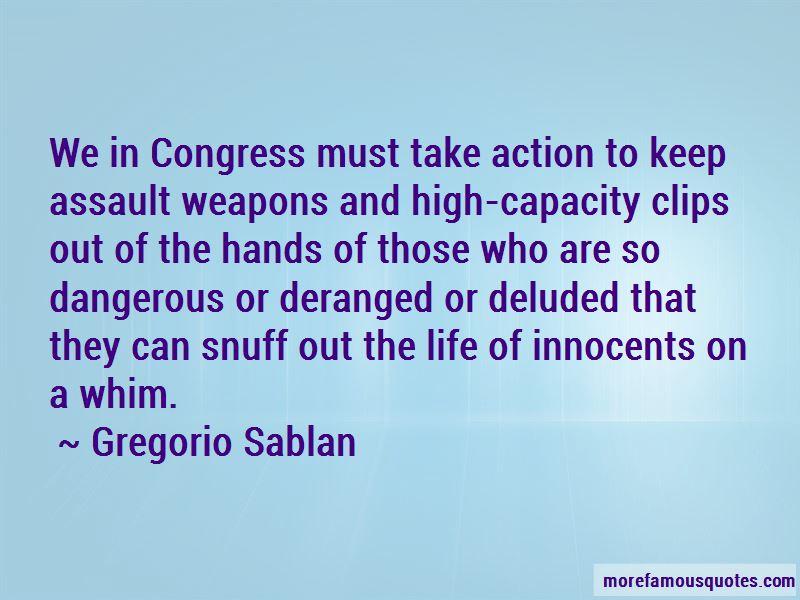 Gregorio Sablan Quotes Pictures 2
