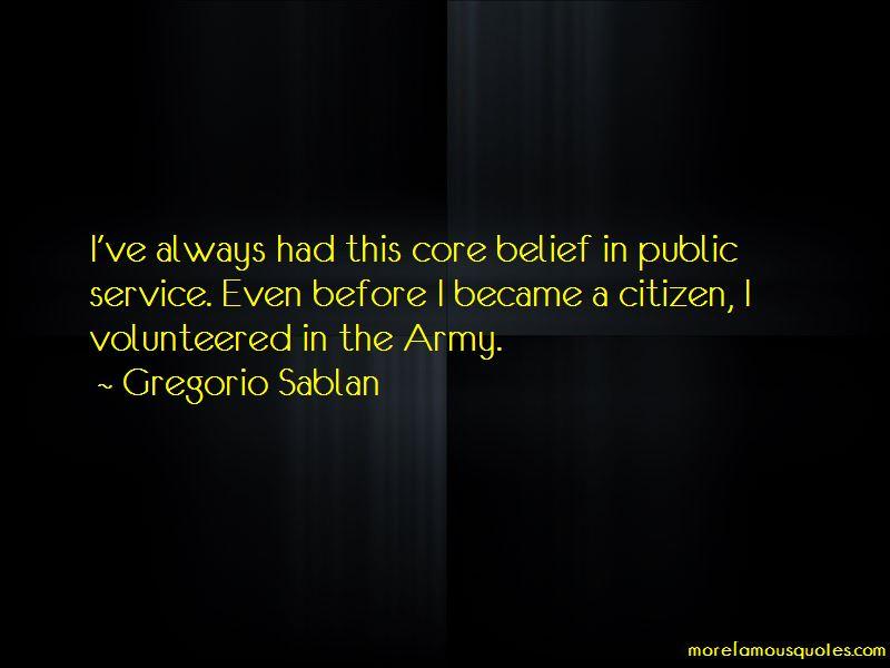 Gregorio Sablan Quotes Pictures 3
