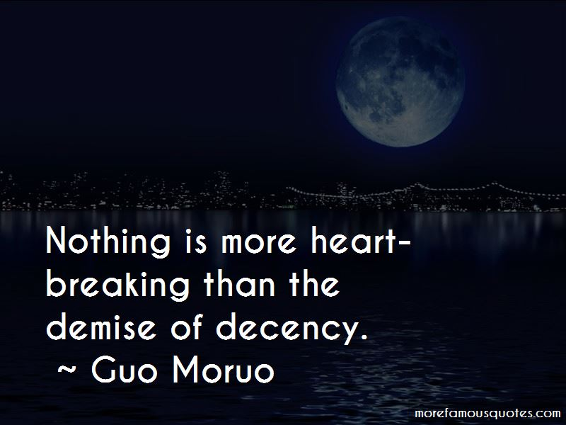 Guo Moruo Quotes