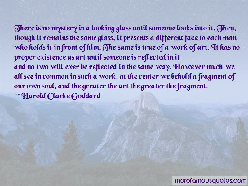 Harold Clarke Goddard Quotes Pictures 3