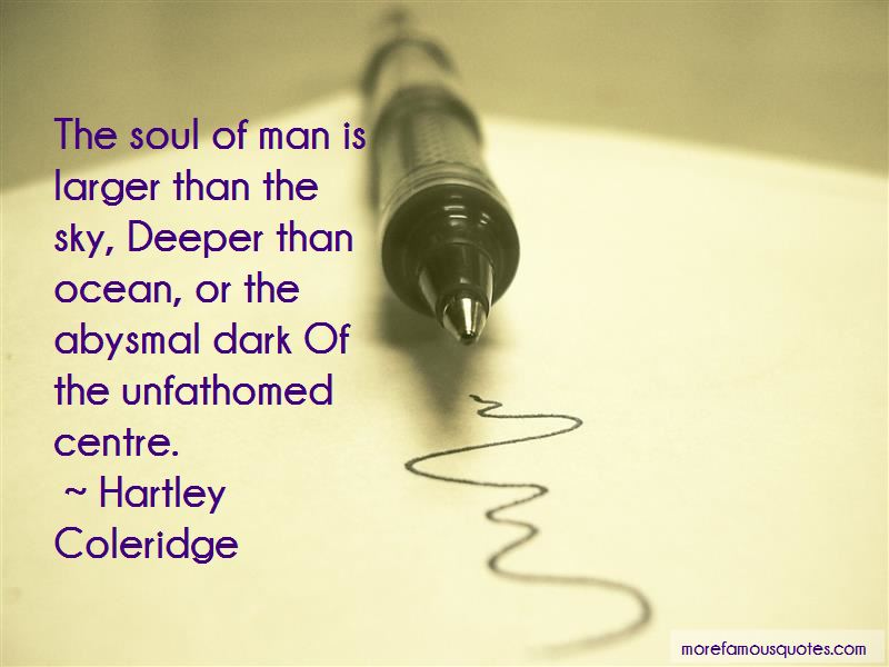 Hartley Coleridge Quotes Pictures 2
