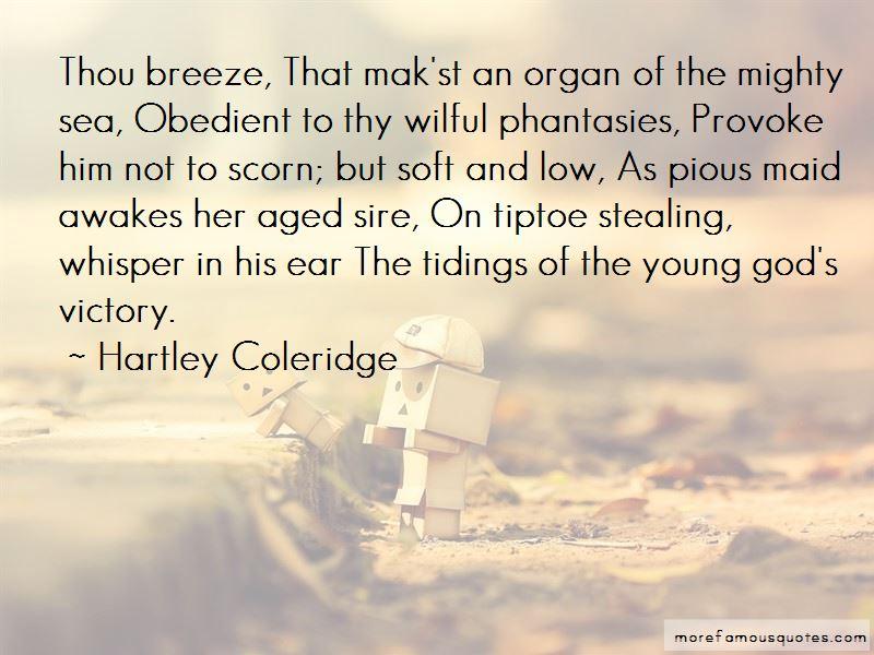 Hartley Coleridge Quotes Pictures 4
