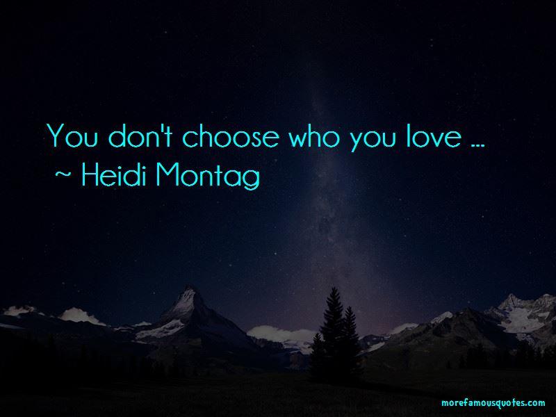 Heidi Montag Quotes Pictures 3