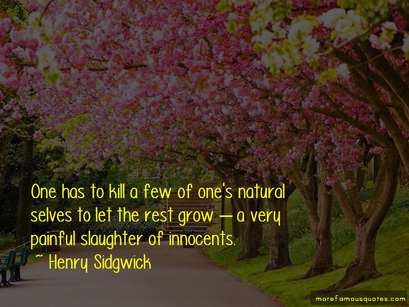 Henry Sidgwick Quotes Pictures 4