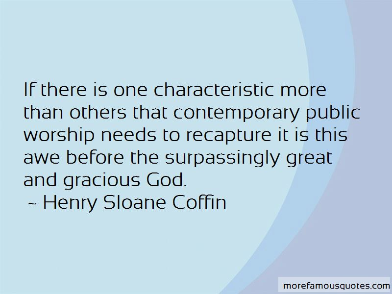 Henry Sloane Coffin Quotes Pictures 2
