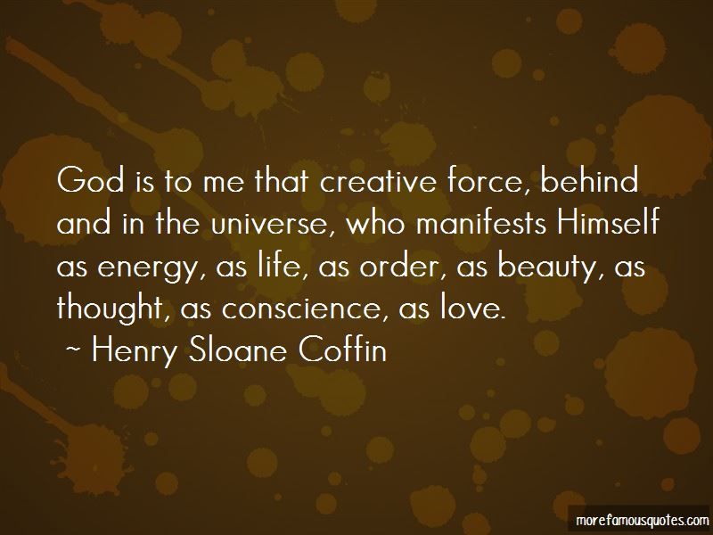 Henry Sloane Coffin Quotes