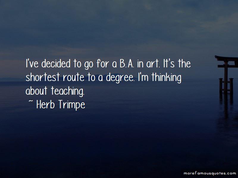 Herb Trimpe Quotes