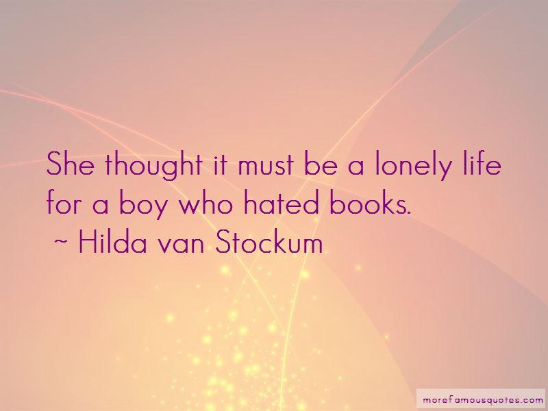 Hilda Van Stockum Quotes Pictures 2
