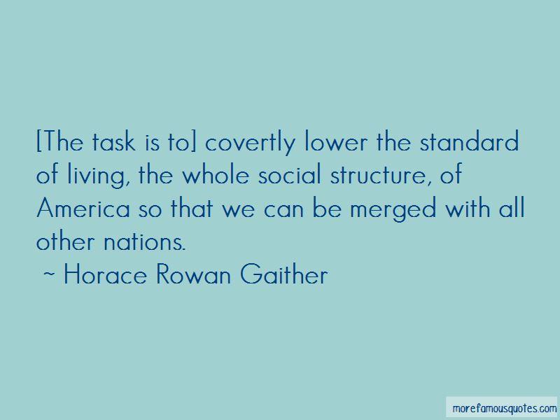 Horace Rowan Gaither Quotes