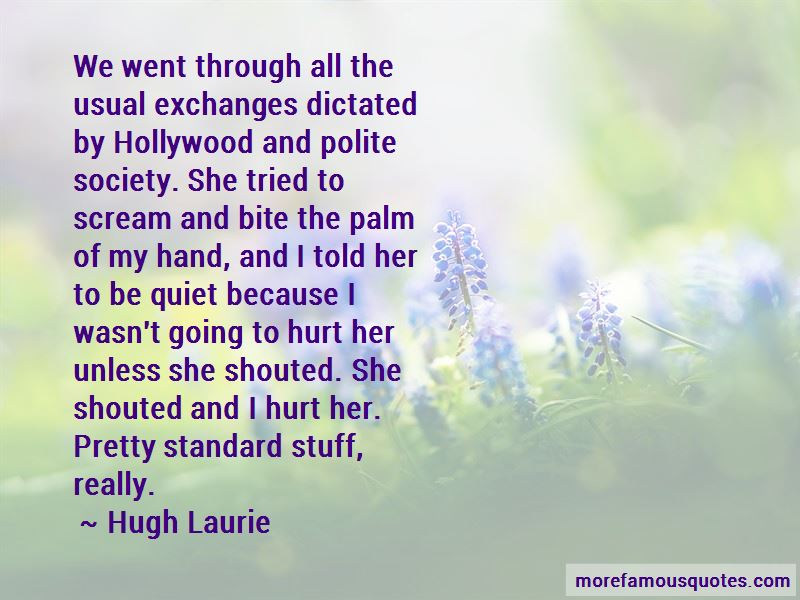 Hugh Laurie Quotes Pictures 2