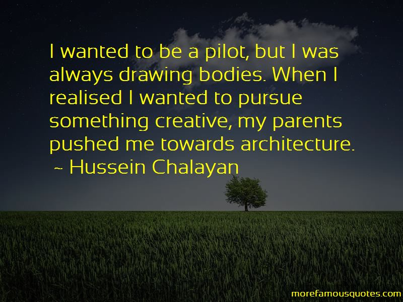 Hussein Chalayan Quotes Pictures 2