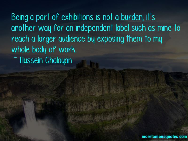 Hussein Chalayan Quotes