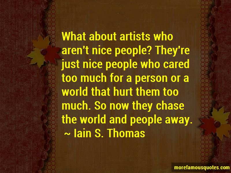 Iain S. Thomas Quotes Pictures 3