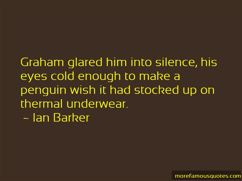 Ian Barker Quotes Pictures 2