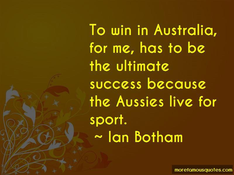 Ian Botham Quotes Pictures 4